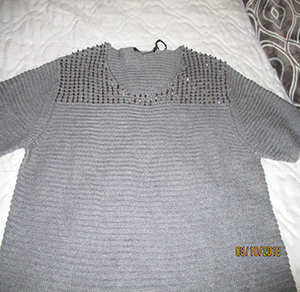 lauren vidal sweater