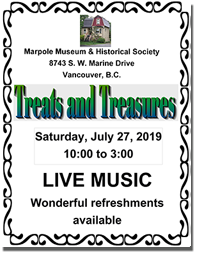 treats and treasures 2019